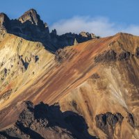 вулкан Тунупа (Thunupa) у  солончака Уюни :: Георгий А