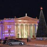 С наступающим Новым годом!!! :: Владимир Звягин