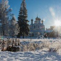 В солнечный,морозный день. :: Виктор Евстратов