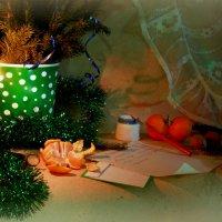Письмо Деду Морозу... :: Нэля Лысенко