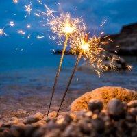 Новый год в Казачьей бухте :: Светлана Андрюшина