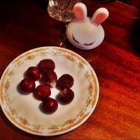 Замороженные вишни :: Нина Корешкова