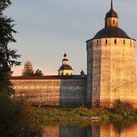 Башня монастыря. Кириллов. Вологодская область :: MILAV V