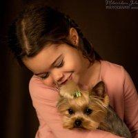 Ника и Буся :: Julia Miloserdova