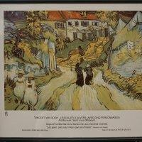 """Франция. Овер-сюр-Уаз. Картина Ван Гога """"Лестница в Овере"""" :: Надежда Лаптева"""