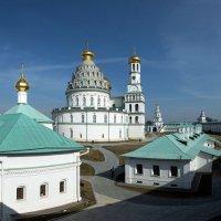 Воскресенский Ново-Иерусалимский монастырь. :: Yuri Chudnovetz