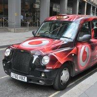 Лондонские такси (кэбы) :: Борис