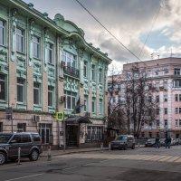 Улицы Москвы. :: Владимир Безбородов