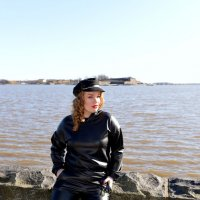 у моря :: Caren Yvonne Rikkilä