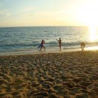 А на море Средиземном... :: Raduzka (Надежда Веркина)