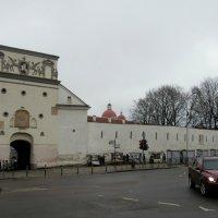 Вид на ворота Аушрос («Ворота Зари») :: Елена Павлова (Смолова)
