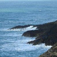 Море и скалы :: Natalia Harries