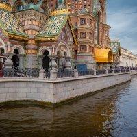 Канала Грибоедова  Храм Спас-на-крови :: Дмитрий Анатольевич