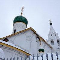 Храм Димитрия Солунского 1671—1673 :: Tata Wolf