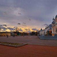 Площадь Вологды :: Марионэлла Сигнаевская