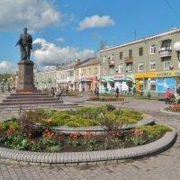 Памятник графу М.С. Воронцову :: Андрей K.