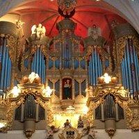 Орган в Кафедральном соборе Калининграда :: Татьяна