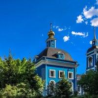 Россия. Калужская область. Монастырь. :: Ирина