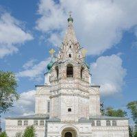 Троице-Гледенский монастырь :: -somov -