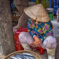 Вьетнамка :: Ольга Гуськова