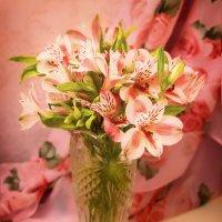 Нежные цветы :: TATYANA PODYMA