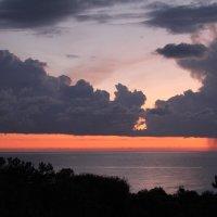 Вечерние облака :: Валерий