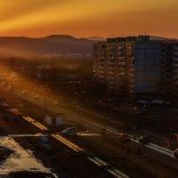 На закате дня. :: Виктор Иванович