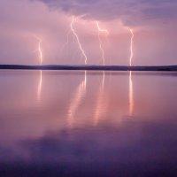 там ,за озером :: Василий Иваненко