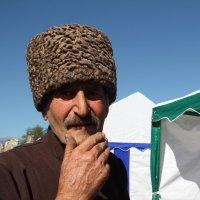 Портрет человека с гор :: Валерий