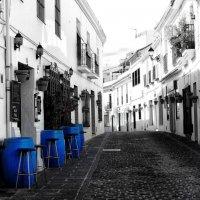 Синие бочки.... :: Elena Ророva