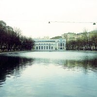 Чистые пруды :: Ольга Бекетова