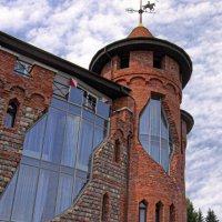 Северная башня замка :: Сергей Карачин