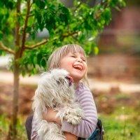 Любовь собачья :: Алёна Дуклер