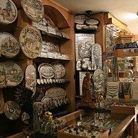 Иерусалим старый город. лавки серебряных изделий ждут туристов :: сашка ярмарков