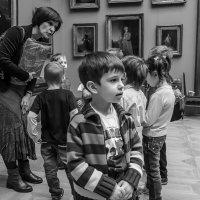 В музее :: Тамара Цилиакус