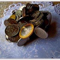 Монетный  магнитик :: Евгений БРИГ и невич