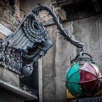 Уличный фонарь. :: Владимир Орлов