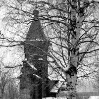 Церковь Успения 1774 г. :: Георгий А