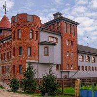Северо-западная сторона замка Нессельбек :: Сергей Карачин
