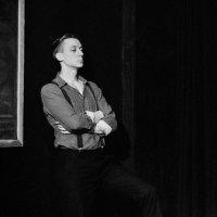 актер Максим Капелькин как Стэнли Ковальски («Трамвай по имени...») :: Andrew Barkhatov