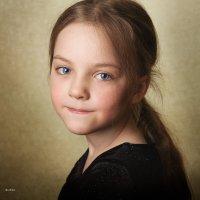 Портрет девочки ) :: Валерий Фролов