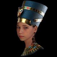 Нефертити :: Любовь Гулина