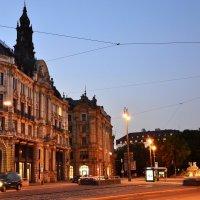 По ночному Мюнхену :: Eldar Baykiev