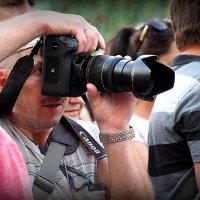 азарт фотографа :: Олег Лукьянов