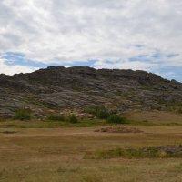 Гора  Коныртау... :: Андрей Хлопонин