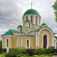 Преображенский собор. Тихонова пустынь. :: Юрий Шувалов