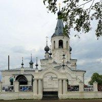 Церковь Иоанна Златоуста в Годеново :: Юрий Моченов