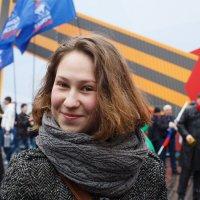 Портрет :: Albina Lukyanchenko