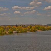 Весенний пейзаж :: Ольга Винницкая (Olenka)