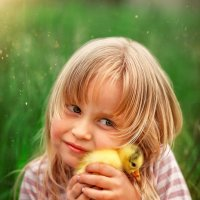Детская мечта :: Алёна Дуклер